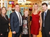 Nicola Boyle, Customer Service Manager, Manager Des Barnett, Tipp FM competition winner Nuala Molloy, Miss Tipperary Aisling Bourke and Stock Manager Colin O'Connor at the opening of the 40th Argos store in Ireland, at the Showgrounds Shopping Centre in Clonmel, Tipperary. Celebrating 15 years in Ireland this year, the Clonmel store opening is another milestone for Argos, and will create 25 new jobs for Tipperary. Picture: Jeff Harvey??*****SUPPLIED PICTURE - NO REPRODUCTION FEE*****