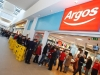 The new Argos store in Clonmel opens to a line of waiting customers at the Showgrounds Shopping Centre in Clonmel, Tipperary. Picture: Jeff Harvey/HR Photo??*****SUPPLIED PICTURE - NO REPRODUCTION FEE*****