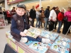Diesel Outram from Cloneen finds his favourite tractor out of the catalog at the opening of the 40th Argos store in Ireland, at the Showgrounds Shopping Centre in Clonmel, Tipperary. Picture: Jeff Harvey/HR Photo??*****SUPPLIED PICTURE - NO REPRODUCTION FEE*****