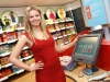 Miss Tipperary Aisling Burke is pictured at the opening of the 40th Argos store in Ireland, at the Showgrounds Shopping Centre in Clonmel, Tipperary. Celebrating 15 years in Ireland this year, the Clonmel store opening is another milestone for Argos, and will create 25 new jobs for Tipperary. Picture: Jeff Harvey??*****SUPPLIED PICTURE - NO REPRODUCTION FEE*****