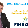 Thumbnail image for Cllr Michael Murphy welcomes the new legislation to reduce number of people imprisoned for not paying fines