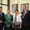 Thumbnail image for Mayor Cllr. Martin Lonergan honours Majella O'Donnell with reception at Town Hall Clonmel
