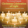 Thumbnail image for The Annual Console Christmas Celebration of Light