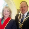 Thumbnail image for Cllr Andy Moloney takes up position as new Mayor