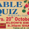 Thumbnail image for Table Quiz in aid of C-SAW South Tipperary