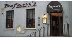 Befani's Mediterranean & Tapas Restaurant