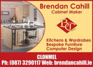 Brendan Cahill - Cabinet Maker