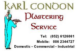 Karl Condon Plastering Service