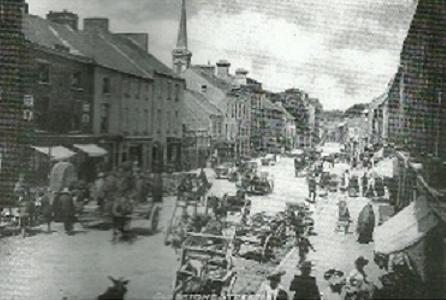 Gladstone Street, Clonmel Past