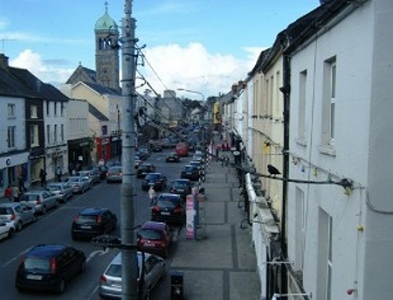 Gladstone Street, Clonmel Present