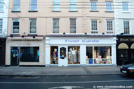 Gladstone Street, Conor Fleming, Tivoli Cards, Clonmel Present