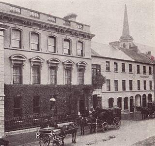 Gladstone Street, Ormonde Hotel Clonmel Past