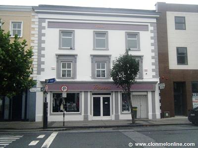 Gladstone Street, Pavoni, Clonmel, Present