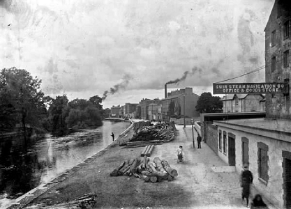 The Quay, Clonmel Past