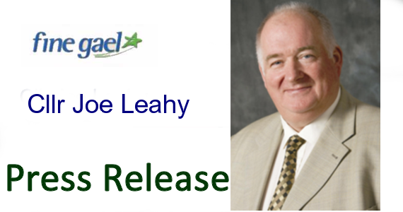 Post image for Cllr Joe Leahy welcomes moves to help those in Mortgage Arrears