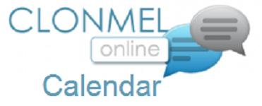 Clonmelonline Calendar