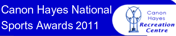 Post image for Canon Hayes National Sports Awards 2011