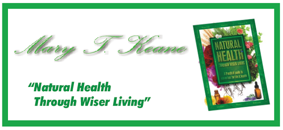 "Post image for Mary T. Keane to launch her new book ""Natural Health Through Wiser Living"" at Clonmel Library"