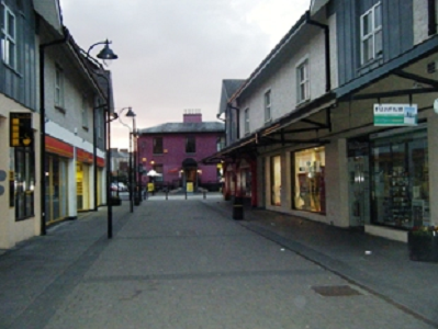 Clonmel Emmet Street now Market Place