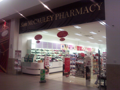75edd7d2b29 Sam McCauley Chemists @ The Showgrounds Shopping Centre