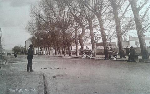 The Mall, Clonmel Past