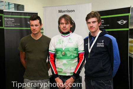 Post image for Hutchinson wins The National Irish Cycling Championship 2012 Time Trial in Cahir