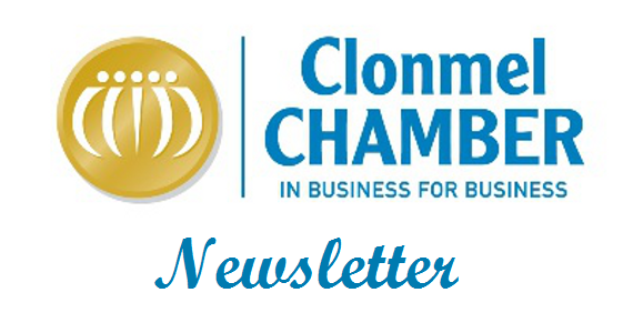 Clonmel Chamber Newsletter March 7th 2014