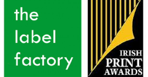 3 Nominations for The Label Factory in The Irish Print Awards