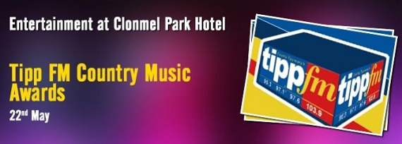 TIPP FM Country Music Awards Show 2013 @ Clonmel Park Hotel