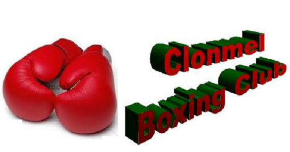 "Clonmel Boxing Academy for 10 and 11 year olds ""only"""