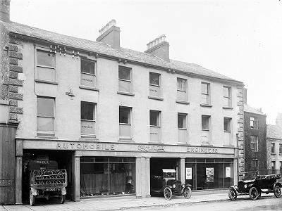 Parnell Street, O Gorman Clonmel Past