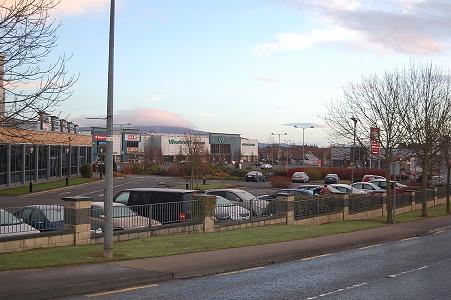 Poppyfield Retail Park Clonmel