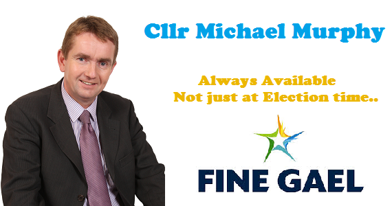 Cllr Michael Murphy welcomes the new legislation to reduce number of people imprisoned for not paying fines