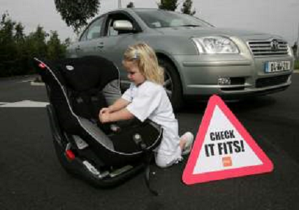 Check it Fits – Roads Safety Authority