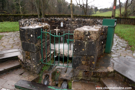 St Patricks Well, Clonmel Present
