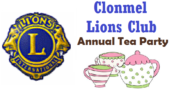 The Lions Club Annual Tea Party