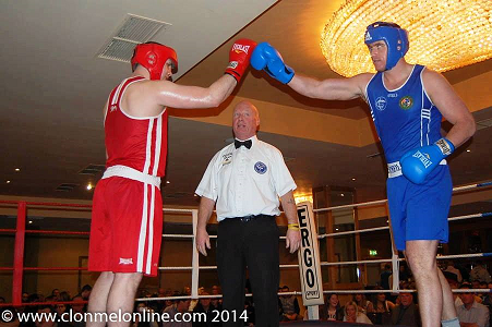 Con Sheehan v Dean Gardiner – National Senior Elite Championships