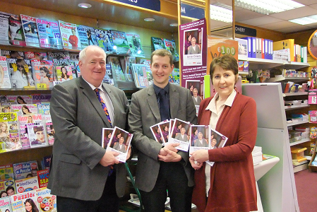 Cllr Joe Leahy attends launch of Essential Guidebook for Senior Citizens