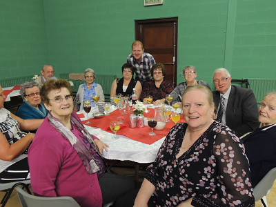 Elm Park Senior Citizens Easter Party