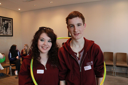 Tipperary Comhairle na nÓg attend recent Munster Networking Day
