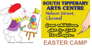 South Tipperary Arts Centre - EASTER CAMP 2014 @ South Tipperary Arts Centre | Clonmel | Tipperary | Ireland