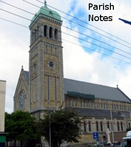 Ss Peter & Pauls Parish Notes 02.03.15