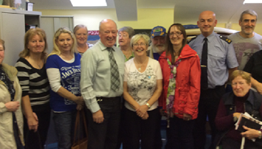 Clonmel Carers Association recent meeting on Home Security