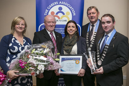 South Tipperary Carer of the Year – Ann Marie Meany