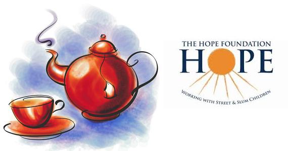 Hope Foundation Vintage Tea Morning