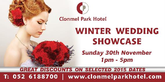 Wedding Showcase at The Clonmel Park Hotel