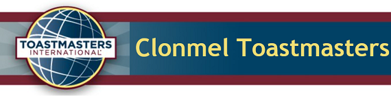 Clonmel Toastmaster April Meetings @ Raheen House Hotel