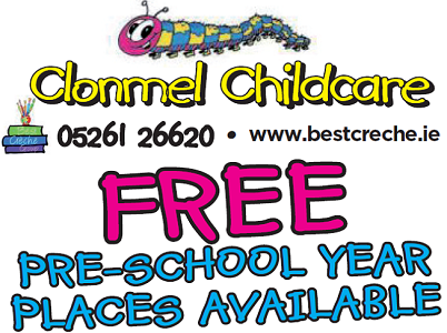 FREE Pre-School year – Bestcreche Clonmel Childcare