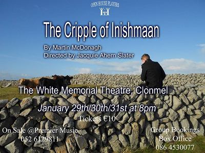 The Cripple of Inishmaan @ The White Memorial Theatre
