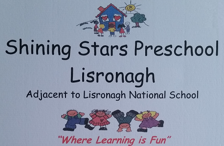 Shining Stars Preschool now enrolling children for Free Preschool year September 2015